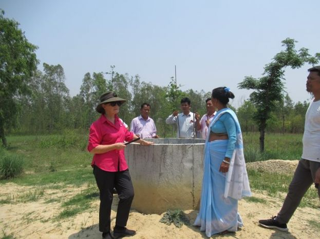 Water Wells Increase Sustainable Harvest  and Living Wage for Nepalese Women