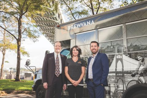 Brewvana owner Ashley Salvitti