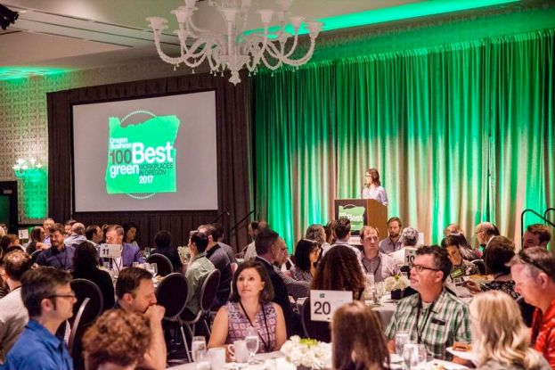2017 100 Best Green Companies to Work for Luncheon and Celebration