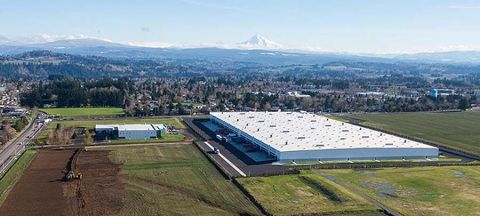 Gresham sees surge in industrial development