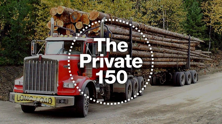 Private 150 slideshow: Our annual ranking of the state's privately held companies