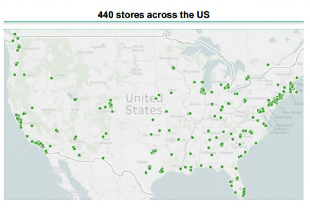 Whole Foods Oregon Locations Map