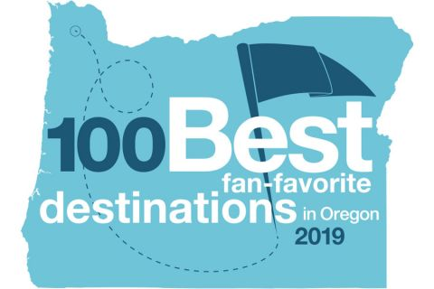100 Best Fan-Favorite Destinations in Oregon for 2019 are announced