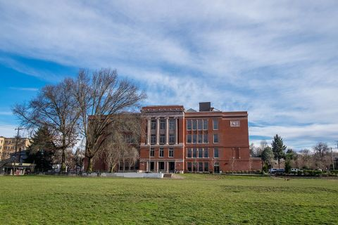 Adaptive reuse: Washington School in southeast Portland