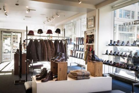 Ebb and Flow: Portland shoe stores go belly up